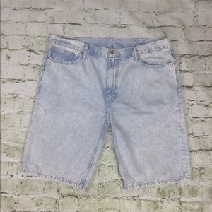 Levi's 502 Denim Regular Taper Short Size W42